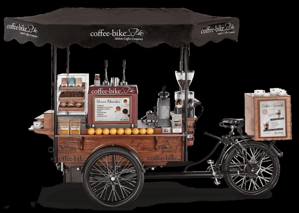 Coffee-Bike Hamburg Probst